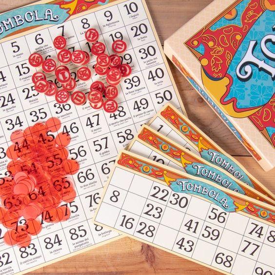 Tombola bingo online: info, come si gioca e bonus