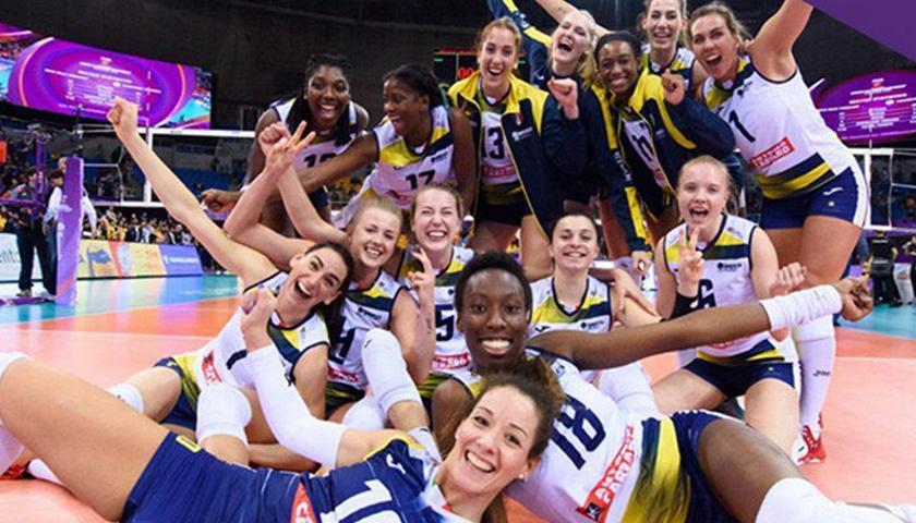 Volley: Imoco Conegliano è campione d'Europa!